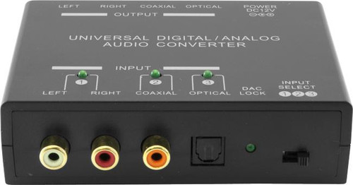 Pro.2 Universal Digital Analog Audio Converter Dual Way