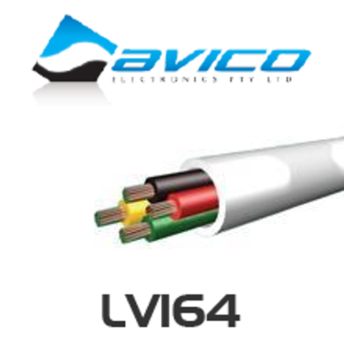 Avico LV164 16AWG 4 Core Speaker Cable