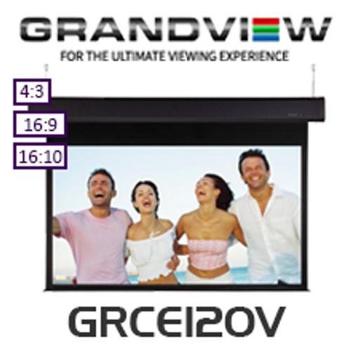 Grandview Motorised Sky-Show Screens