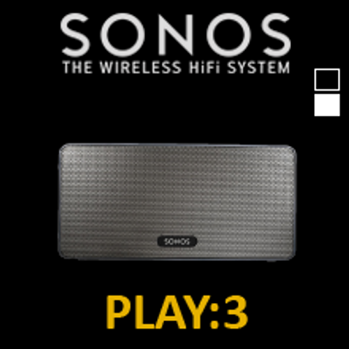 Sonos Play:3 ZonePlayer