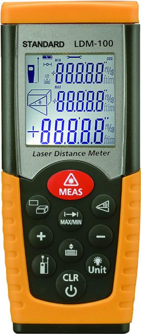 LDM-100 High Accuracy Laser Distance Meter (50m)