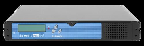 Resi-Linx DM4000 DVBT Quad Input SD Modulator
