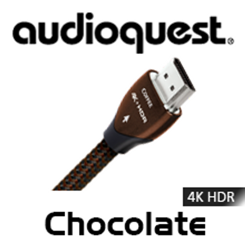 AudioQuest Chocolate 4K UHD HDR HDMI 2.0 Lead