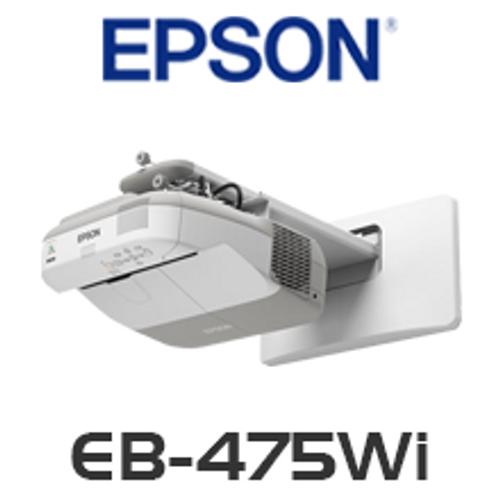 Epson EB-475Wi Interactive Data Projector