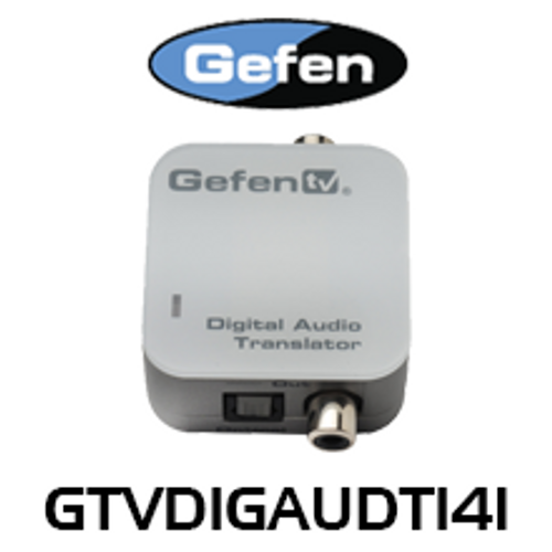 Gefen TV Digital Audio Translator