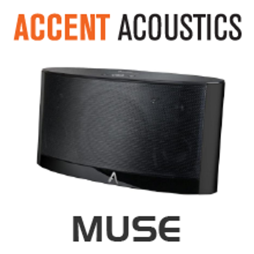 Accent Digital Muse Bluetooth Hi-Fi Music System