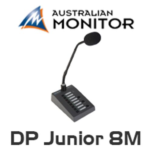 Australian Monitor DigiPage Junior 8M Microphone Station