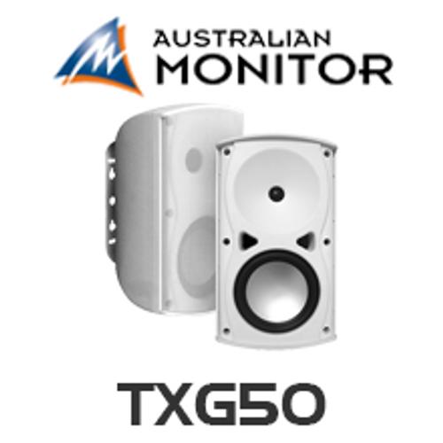 Australian Monitor TXG50 100V Wall Mount Speaker (Pair)
