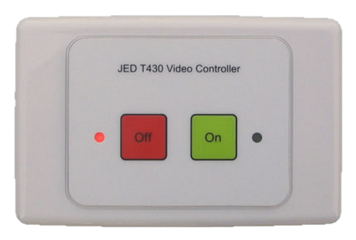 JED T430 Board Room Projector / Display Controller