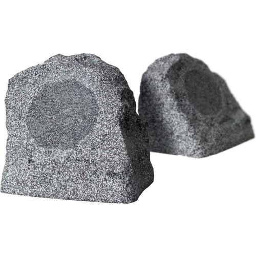 "EarthQuake GRANITE-52 5.25"" Outdoor Rock Speaker (Pair)"