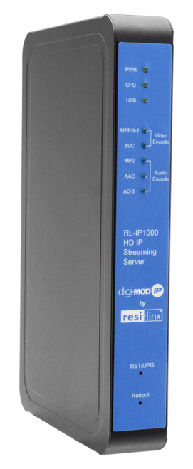 Resi-Linx IP1000 Single Input HD IP Streaming Server