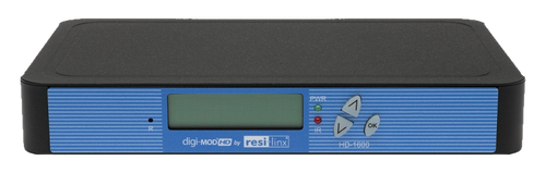 Resi-Linx HD-1600 DVBT Single Input HD Modulator