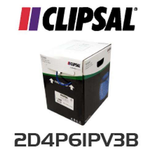 Clipsal Titanium Category 6 Cable 305m Box