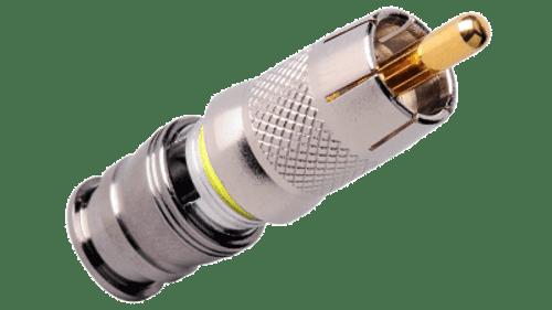 Liberty C-Tec2 RCA Crimp Connectors - 25pk