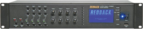 Redback 4 x 8 Audio Matrix