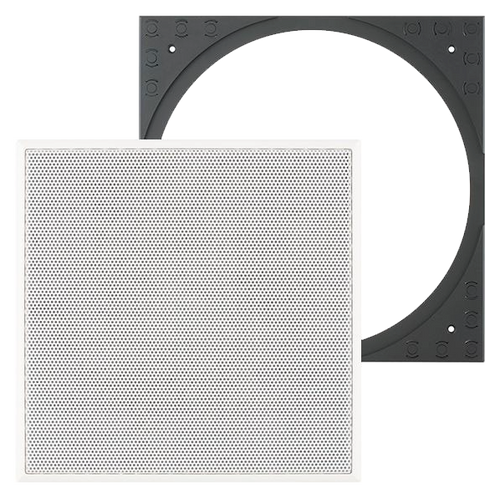 Sonance VP6SQ Square Adapter w/ Grille (Pair)