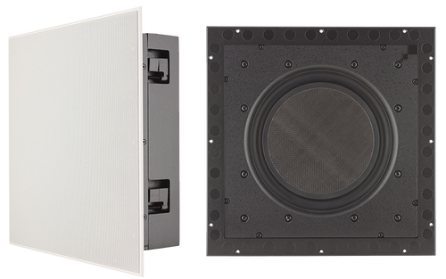 "Sonance Cinema VP10SUB Retro 10"" In-Wall Subwoofer"