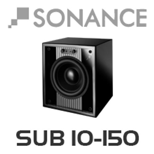 "Sonance VP Cinema SUB 10-150 10"" Cabinet Subwoofer"