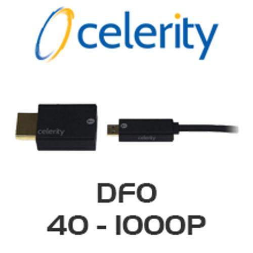 Celerity DFO 12.2 - 304.8m Detachable Fibre Optic HDMI Cable