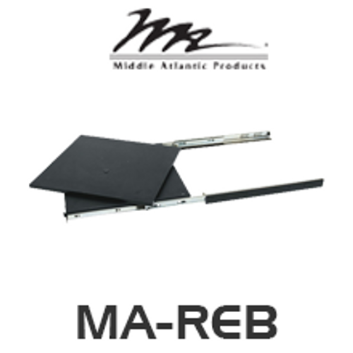 Middle Atlantic REB Series Slide and Rotate Equipment Base