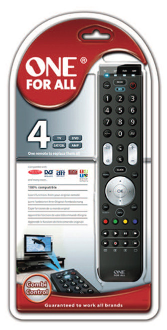 one for all remote urc 7140 manual