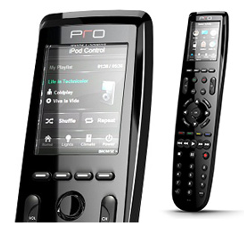 """Pro Control PRO24.z Remote Control with 2.4"""" touch screen"""