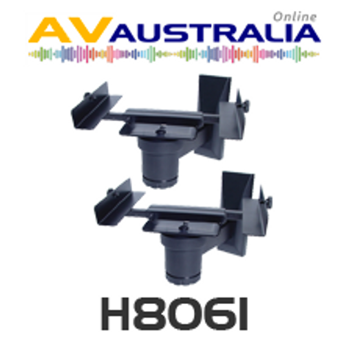 H8061 Mounting Brackets for Speakers (Pair)