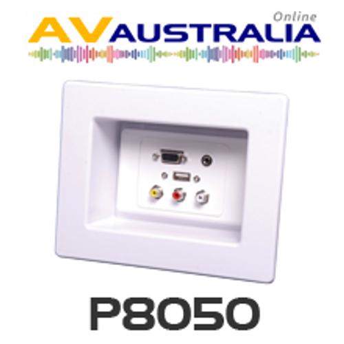 P8050 Wallplate Recess Box