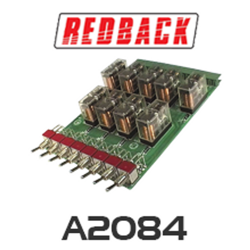 Redback 8 Zone Line Level Expansion Card