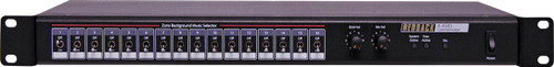 Redback Line Level / Speaker Level Paging System Switch Box