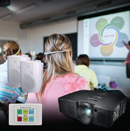 Standard Classroom Presentation Package