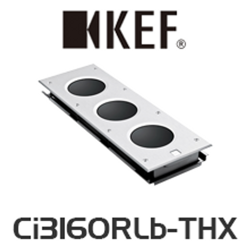 KEF Ci3160RLb-THX In-Wall Subwoofer (Each)