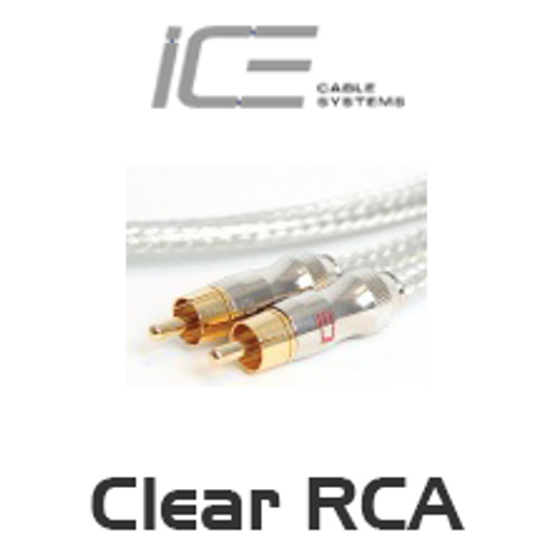 ICE RCA Male to Male Interconnect Lead