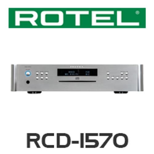 Rotel RCD-1570 CD Player