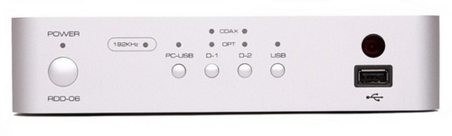 Rotel RDD-06 Digital to Analogue Converter