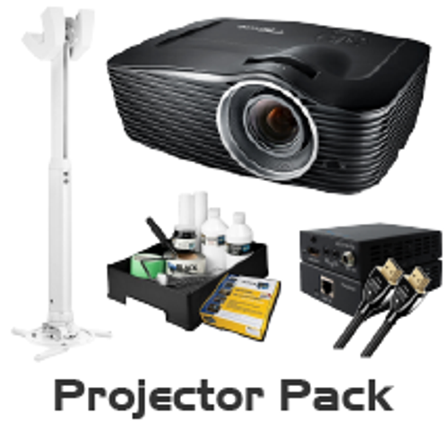 Small Auditorium Projection Package