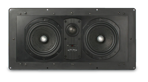 """Episode 700 Series Dual 6.5"""" Home Theater In-Wall LCR Speaker (Each)"""