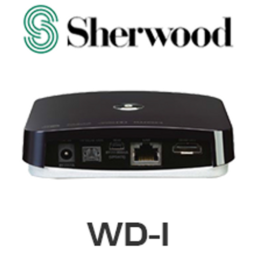 Sherwood WD-1 WiFi Direct Network Box