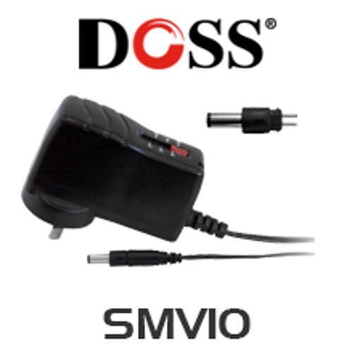 Doss SMV10 Multi Voltage 1A Power Supply
