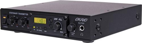 Okayo 96 channel UHF Wireless Audio Link Transmitter (520-544MHz)