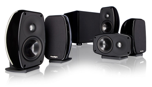 Paradigm Cinema 100 CT 5.1 Home Theatre System