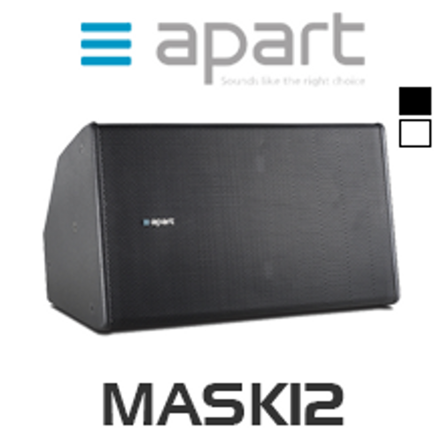 "Apart MASK12 12"" Full Range High Power Cabinet Loudspeaker (Each)"