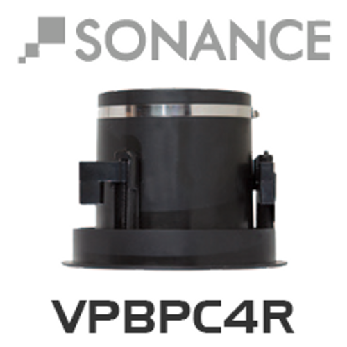 "Sonance VP Series VPBPC4R 4"" Round Bandpass Connector"