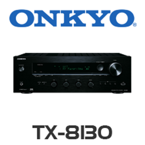 Onkyo TX-8130 Network Stereo Receiver