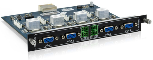 AVGear MC-4O-VA 4 VGA and Audio Input Card
