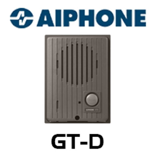 Aiphone GT-D Audio Only Door Station