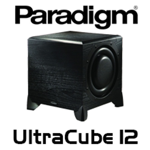 "Paradigm UltraCube12 12"" 650W Subwoofer"
