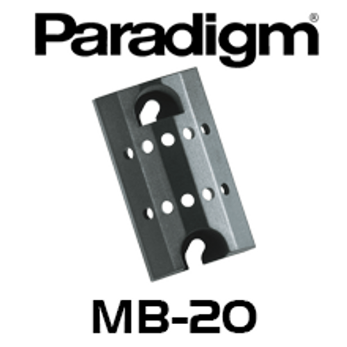 Paradigm MB-20 Wall Mount Brackets (Pair) - Suits All Cinema Models, Stylus 170