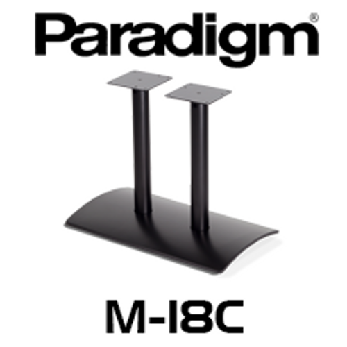 Paradigm M-18C Centre Speaker Stand (Each) - Suits All Monitor S7 Series