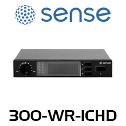 Sense Single Channel Diversity UHF Wireless Microphone Receiver (638-674MHz)